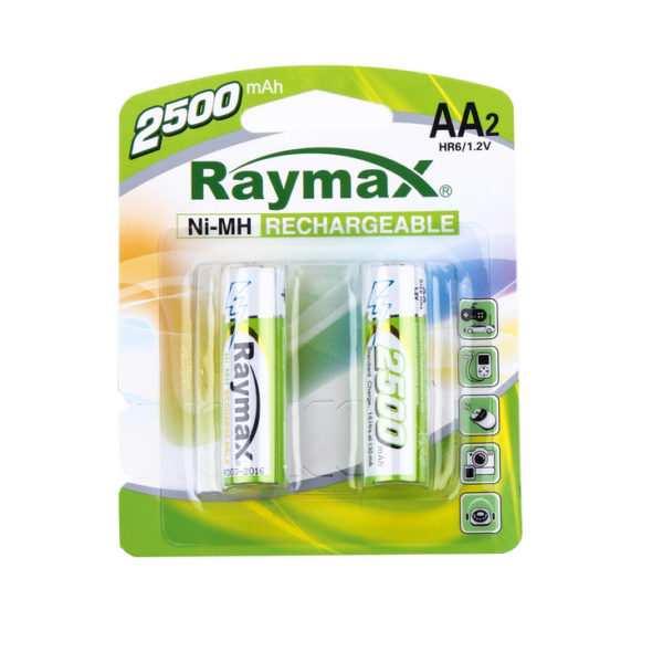 AA2 HR6 1.2V 2500mAh Ni-MH